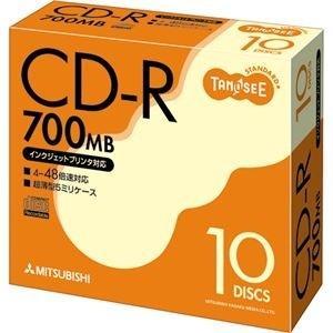 <title>ds-2235482 まとめ TANOSEE 期間限定特別価格 データ用CD-R 700MB ホワイトプリンターブル 5mmスリムケース SR80FP10T 1パック 10枚 ×30セット ds2235482</title>