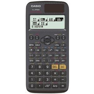 新品 送料無料 ds-2221132 まとめ カシオ 関数電卓 10桁 ハードケース付fx-JP500-N 豪華な ×5セット ds2221132 1台