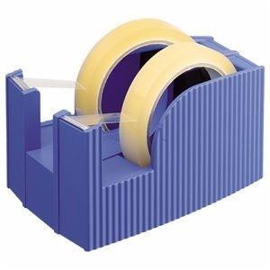 <title>ds-2225493 まとめ ライオン事務器 セール開催中最短即日発送 テープカッター フリス 2連 太巻用 112×171×92mm ブルー TC-30 1台 ×10セット ds2225493</title>
