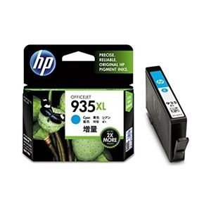 <title>ds-2230768 2020 新作 まとめ HP HP935XL インクカートリッジシアン 増量 C2P24AA 1個 ×10セット ds2230768</title>