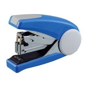 ds-2233345 まとめ ライオン事務器 ステープラ かるホッチPOWER 45枚とじ ds2233345 FS-45 ×10セット 日本未発売 高品質 ブルー 1個