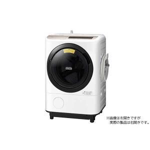 日立 BD-NV120ER-W 洗濯12.0kg 乾燥6.0kg ドラム式洗濯乾燥機 右開き ホワイト (BDNV120ERW) dentarou