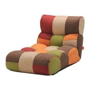 <title>ds-2251924 ソファー座椅子 フロアチェア MULTI マルチ 新色 ワイドタイプ 41段階リクライニング ピグレットJrロング ds2251924</title>