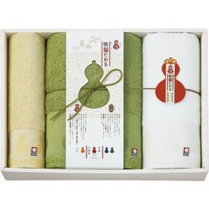 4518607645860 今治製タオル 快福たおる タオルセット KF3040(包装・のし可)|dentarou