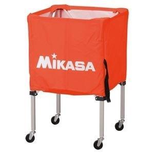 <title>至上 ds-2262573 MIKASA ミカサ 器具 ボールカゴ 箱型 小 フレーム 幕体 キャリーケース3点セット オレンジ BCSPSS ds2262573</title>