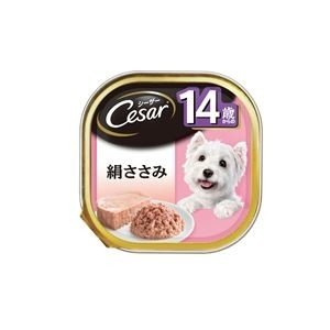 <title>ds-2266808 まとめ シーザー 14歳 絹ささみ WEB限定 100g ペット用品 犬フード ×96セット ds2266808</title>