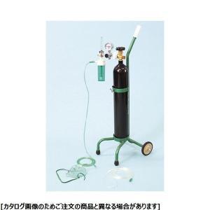 【納期目安:1週間】ブルークロス・エマージェンシー 01-5560-24 酸素吸入器(キャリータイプ) OX-500V (01556024)|dentarou