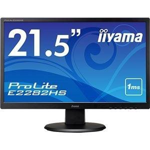 <title>安全 ds-2289106 iiyama ProLite21.5型ワイド液晶ディスプレイ マーベル ブラック E2282HS-B1 1台 ds2289106</title>