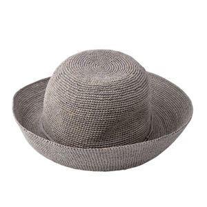 ds-2315828 HELEN [宅送] KAMINSKI ヘレンカミンスキー 男女兼用 プロバンス10 夏の定番 代引不可 丸めて収納可能なラフィア製ローラブルハット レディス帽子