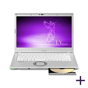 ds-2327830 パナソニック Let's note LV8 DIS専用モデル(Corei5-8265U/8GB/SSD256GB/SMD/W10P64/14.0FHD/電池S/Office) CF-LV8KM4VS (ds2327830)|dentarou