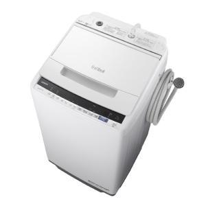 日立 BW-V70E-W 洗濯・脱水容量7kg 『ビートウォッシュ』全自動洗濯機(ホワイト) (BWV70EW) dentarou