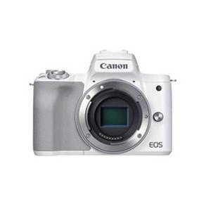 【納期目安:1週間】キヤノン EOSKISSM2WH-BODY ミラーレスカメラ EOS Kiss M2 (ホワイト) ボディのみ お一人様1台のみ (EOSKISSM2WHBODY)|dentarou