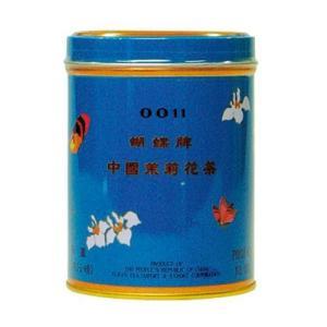 CMLF-1460590 胡蝶牌 中国茶 ジャスミン茶(青缶小)113g×10セット 87 (CMLF1460590) dentarou