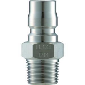 長堀工業 CTL16PM3 直営ストア ナック クイックカップリング メネジ取付用 ステンレス製 TL型 年間定番