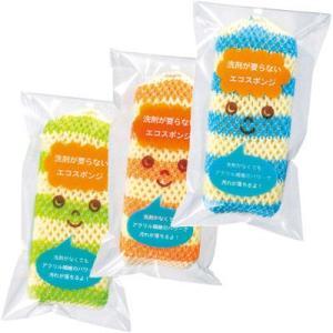 MRTS-27556 【240個セット】 洗剤が要らないエコスポンジ (MRTS27556)の商品画像|ナビ