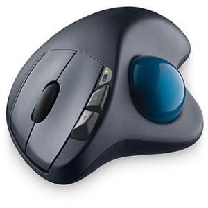 ●商品詳細:ひと味違う快適性と操作性を提供する親指操作タイプのワイヤレストラックボール、スクロールホ...