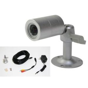 【納期目安:1週間】キャロットシステムズ IMS-3000R 小型防水カラーカメラ 20mケーブル付 (IMS3000R)|dentarou