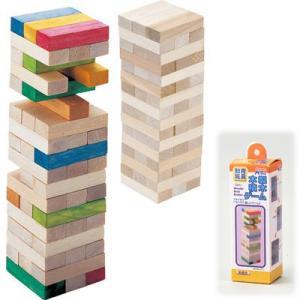 アーテック ATC-2583 木製つみきゲーム(箱入) (ATC2583) dentarou
