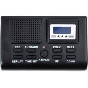 サンコー TLPRC38B 電話機に後付けできる通話録音再生機「通話自動録音BOX」|dentarou