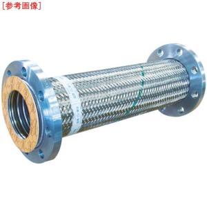 トーフレ 4571411264726 フランジ無溶接型フレキ SS400 100AX1000L おすすめ特集 お得クーポン発行中 10K