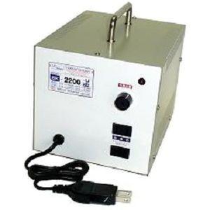 <title>日章工業 SK-2200U アップ ダウントランス AC120⇔AC100V 引き出物 2200W SK2200U</title>