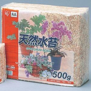 アイリスオーヤマ 4905009243020 天然水苔 500g
