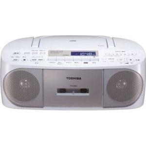 東芝 TY-CDS7-S CDラジオカセットレコ...の商品画像