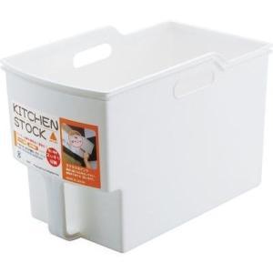 不動技研 4962191401416 吊り戸棚ボックス スリム W(ホワイト) F-40102の写真