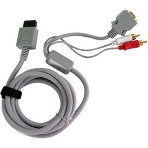 Answer ANS-WU031 Wii U用 D端子ケーブル for Wii/Wii U (ANSWU031)|dentarou