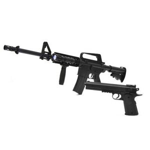 ベルソス VS-C-M4 エアガンキット M4モデル&コルトモデルセット (VSCM4)|dentarou