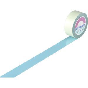 日本緑十字社 148068 緑十字 ガードテープ 水色 50mm幅×100m 屋内用 予約販売 スピード対応 全国送料無料 ラインテープ