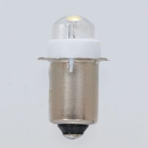 [P13.5S口金]懐中電灯用 LED交換球 GA-LED3.0V/お手持ちの懐中電灯をLED化!/ELPA|dentendo