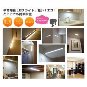 LED多目的灯 増設用 連結子機 60cm 電球色相当 スリム&フラット ALT-J1060(L)/ELPA 朝日電器 dentendo 05