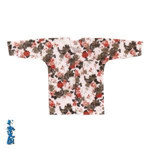 鯉口シャツ 大人用 =お祭り衣装 大祭 祭禮 神輿 イベント= (76014)|dento-wako