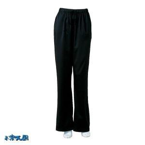 よさこいサテンストレッチパンツ 黒 子供用Jr.S〜Jr.L =よさこい衣装 YOSAKOIソーラン よさこい祭り= (76148)|dento-wako