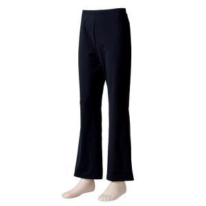 よさこいストレートパンツ 黒 =よさこい衣装 YOSAKOIソーラン よさこい祭り= (76103) dento-wako