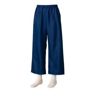 よさこいストレートパンツ 紺 =よさこい衣装 YOSAKOIソーラン よさこい祭り= (76108) dento-wako