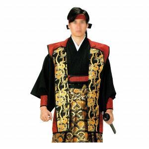 陣羽織 大人用 単衣 =時代劇 武者行列 祭り= (72573)|dento-wako