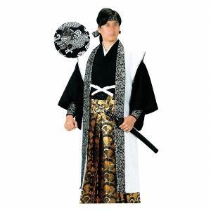 陣羽織 大人用 単衣 =時代劇 武者行列 祭り= (72577)|dento-wako