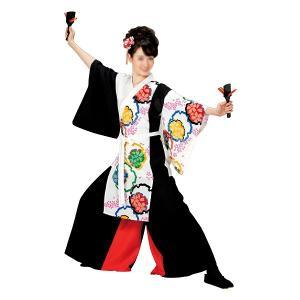 よさこいコスチューム 上衣 =よさこい衣装 YOSAKOIソーラン よさこい祭り= (73044) dento-wako