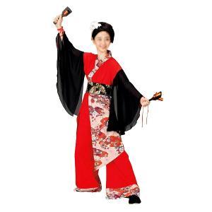 よさこいコスチューム 上衣 =よさこい衣装 YOSAKOIソーラン よさこい祭り= (73045) dento-wako