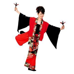 よさこいコスチューム 上衣 =よさこい衣装 YOSAKOIソーラン よさこい祭り= (73047) dento-wako