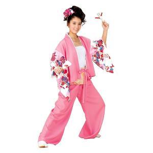 よさこいコスチューム 上衣 =よさこい衣装 YOSAKOIソーラン よさこい祭り= (73048) dento-wako