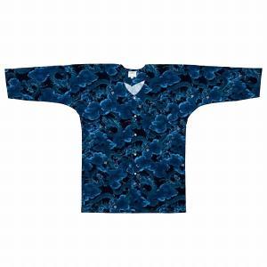 鯉口シャツ 大人用 =お祭り衣装 大祭 祭禮 神輿 イベント= (76002)|dento-wako