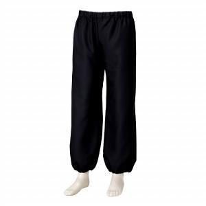 よさこいニッカポッカ風パンツ 黒 =よさこい衣装 YOSAKOIソーラン よさこい祭り= (76113) dento-wako