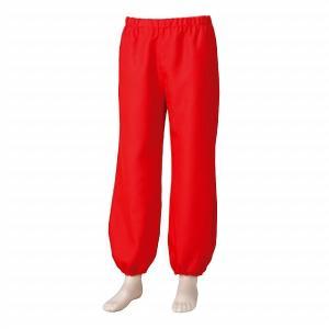 よさこいニッカポッカ風パンツ 赤 =よさこい衣装 YOSAKOIソーラン よさこい祭り= (76114) dento-wako