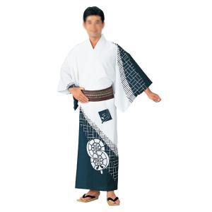 本絵羽ゆかた 仕立上り =舞踊 日本舞踊 民踊 新舞踊=|dento-wako