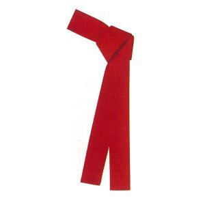 たすき 赤 =お祭り よさこい用品 YOSAKOIソーラン 大祭 祭禮 イベント=|dento-wako