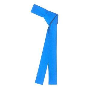 たすき 青 =お祭り よさこい用品 YOSAKOIソーラン 大祭 祭禮 イベント=|dento-wako