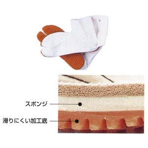 子ども祭ジョグ足袋 白 =お祭り よさこい用品 YOSAKOIソーラン 大祭 祭禮 イベント=|dento-wako